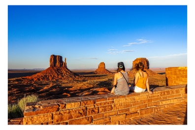 Monument Valley - moja srdcovka