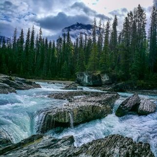 Natural Bridge, Yoho National Park